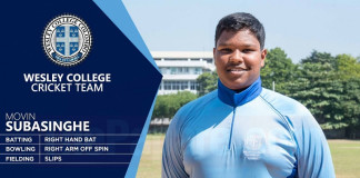 Singer U19 Cricket January 24th roundup