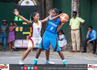 Under 15 Basketball semi finals