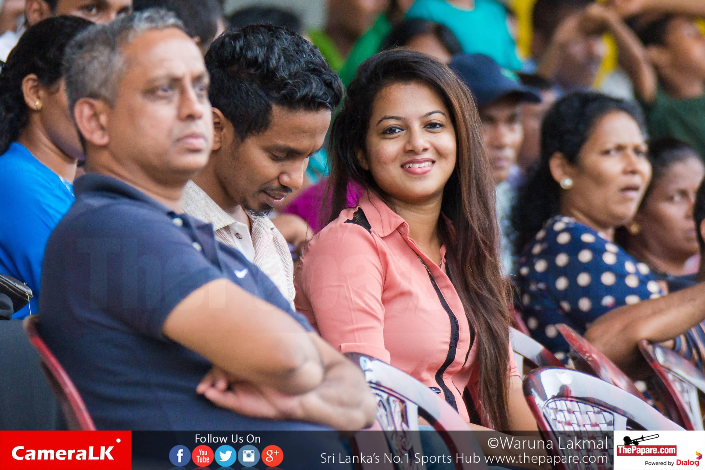 fan pic - Isipathana v wesley