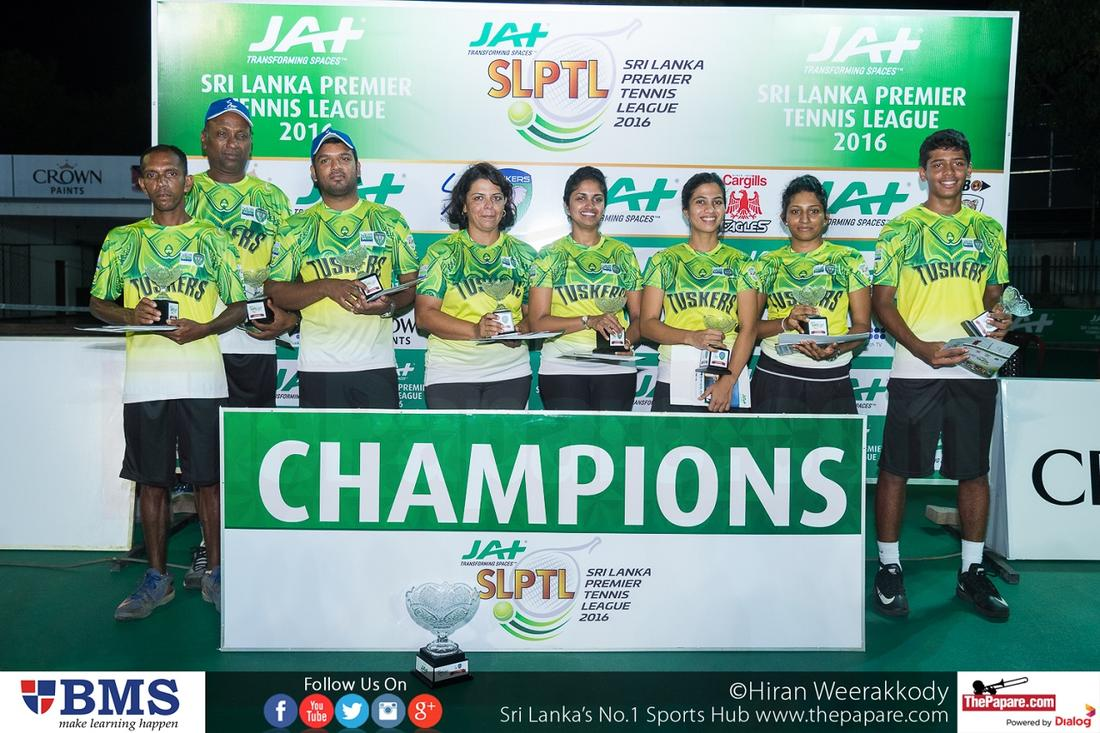 Sri Lanka Premier Tennis League