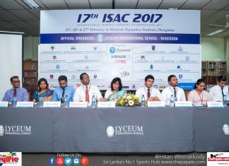 ISAC press Con