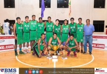 AIS crowned Inter-International Basketball Champions