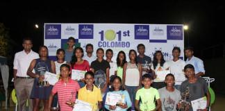 101st Tennis - SLTA event