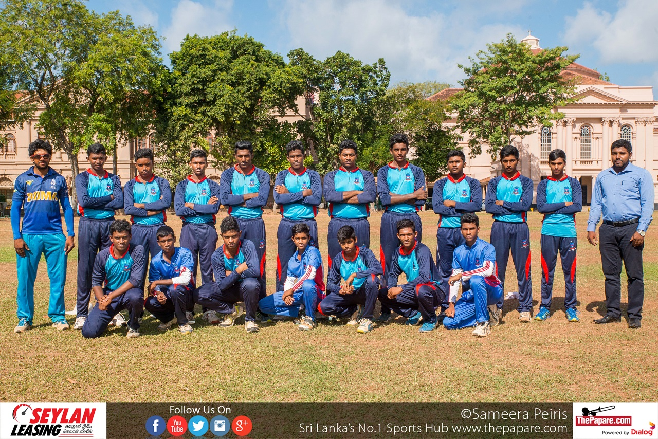Maris Stella College Cricket Team