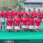 Ladies' College Hockey Team 2016