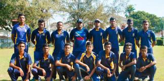De Mazenod College Cricket Team 2016