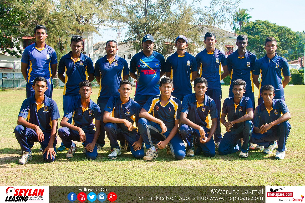 De Mazenod College Cricket Team 2016