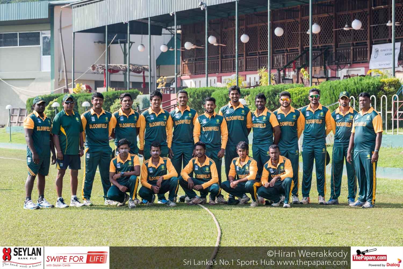 Bloomfield Club Cricket Team 2016