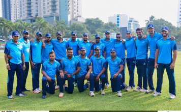 Ragama Cricket Team 2016