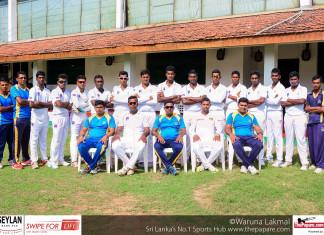 Army Cricket Club Team 2016