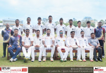 Tamil Union Club Cricket Team 2016
