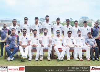 Tamil Union Club Cricket Team 2016