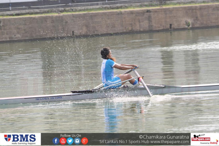 An epic restart of the series - Josephian Sculls Regatta 2016