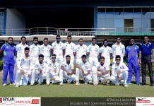 Chilaw Marians CC Cricket 2017