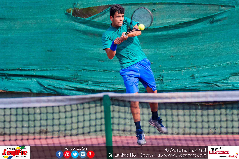 Photos: Asian Tennis Tour – Week 2 Men's