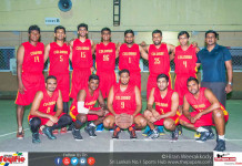 Colombo District Basketball