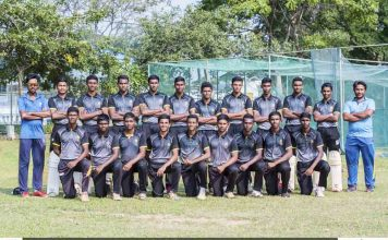 Photos: Mahanama College Cricket Team 2018 Preview