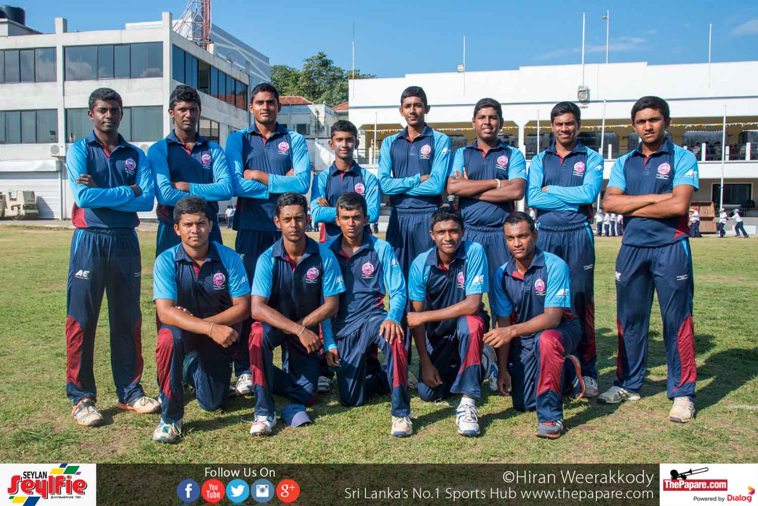 St. Anthony's College Cricket Team