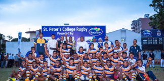 St Peter's retains the Rector's trophy