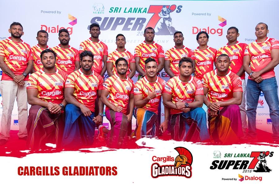 Cargills Gladiators Team