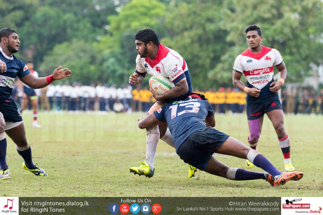 Kandy v Police - Dialog Rugby