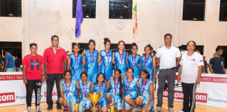 Lyceum Wattala takes Inter-International Basketball Girls' title