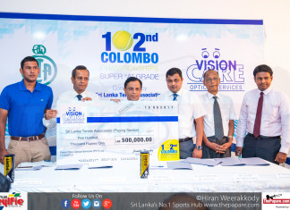 Colombo Tennis Championship Presser