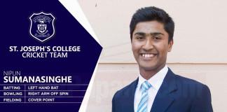 Nipun Sumanasinghe – First to reach 1000 runs this season