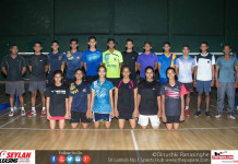 Sri Lanka squad for World Juniors