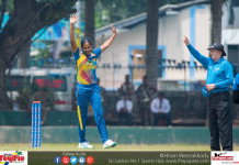 SL v ZIM - Women's World Cup Qualifier