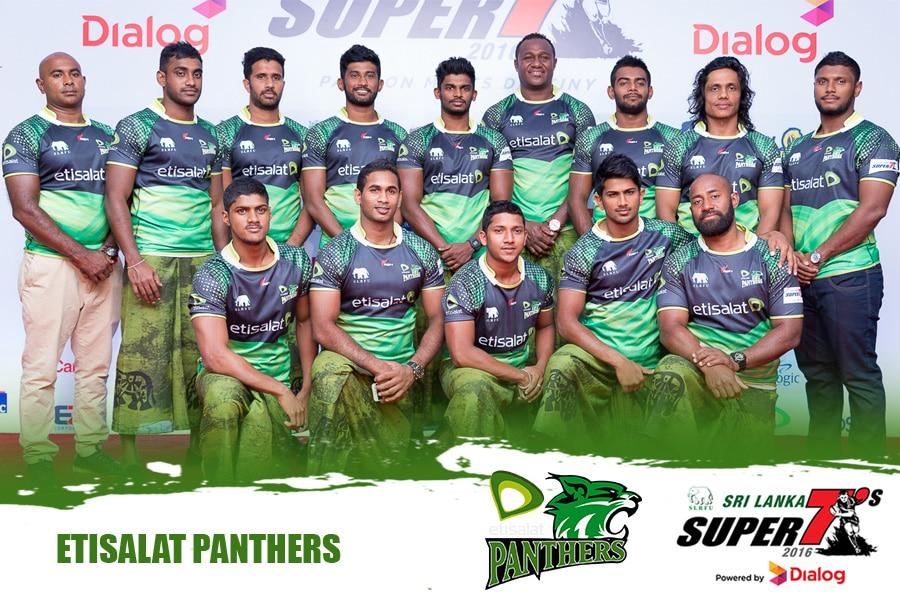 Etisalat Panthers Team