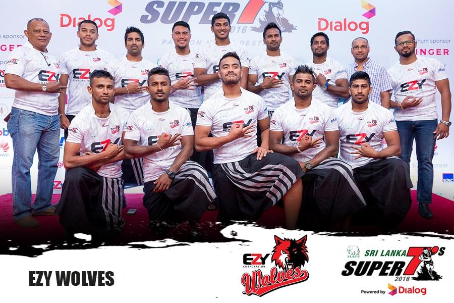 EZY Wolves Team