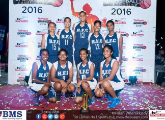 Holy Family Convent secure third place honours