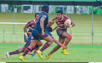 Kingswood College vs Science College - Schools Rugby 2016