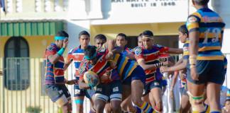 St. Sylvester's Collage vs Vidyartha College - Rugby Big Match