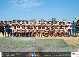St Peter's College Rugby Team