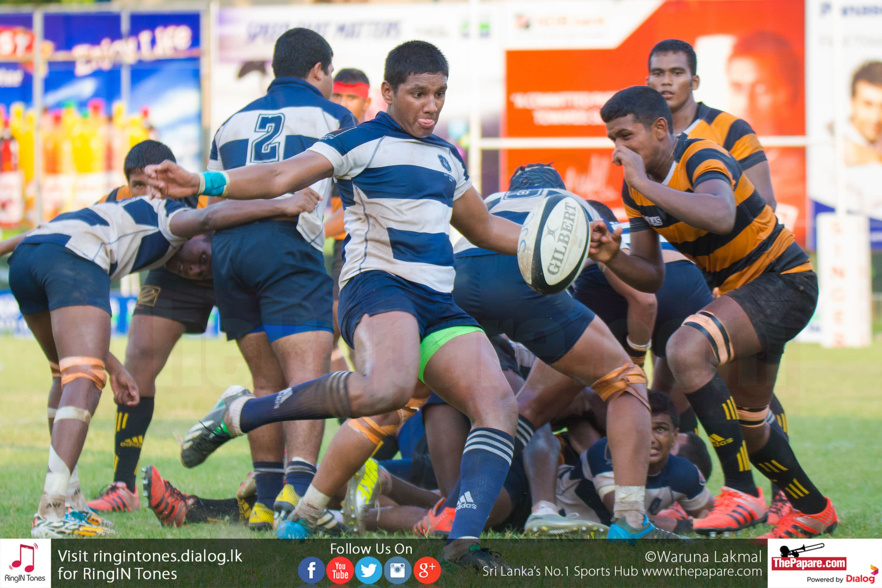 St. Joseph's College vs D.S.Senanayake College