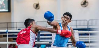 Intermediate Boxing Meet 2017 - Day 1