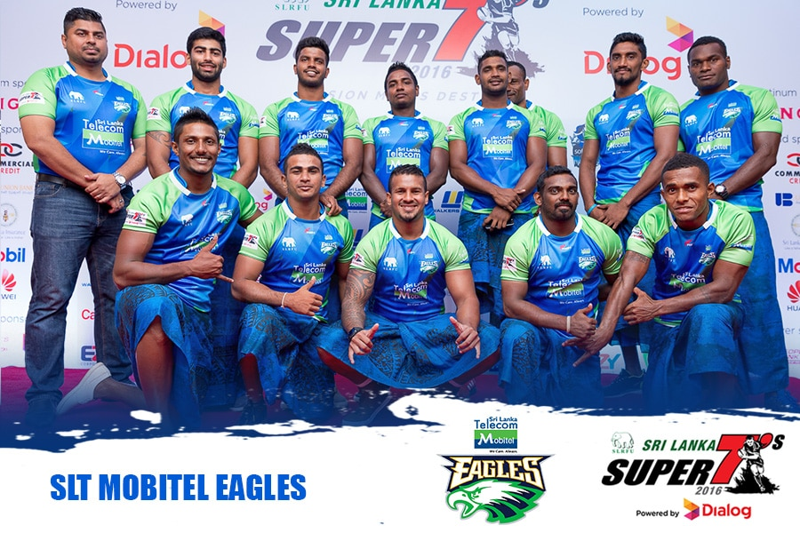 Mobitel Eagles Team