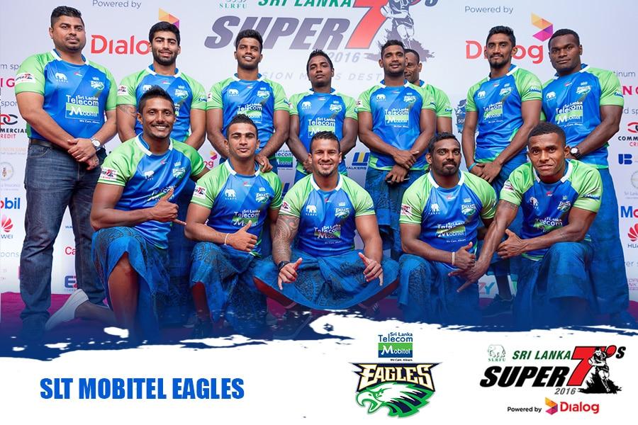 Mobitel Eagles Team