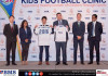 YKK ASIA Group Kids Football Clinic