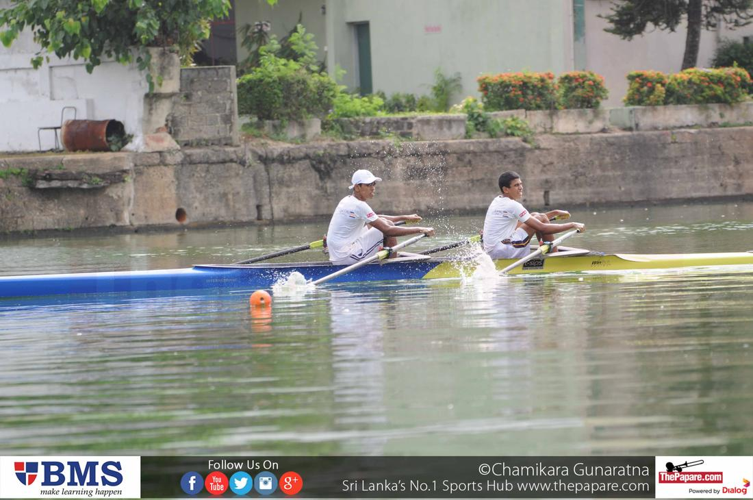 Josephian Sculling Regatta 2016 - Final Day