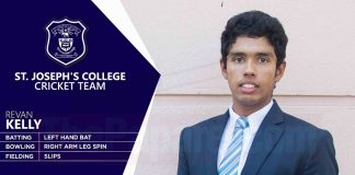 Singer U19 schools Cricket October 2nd roundup
