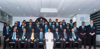 Sri Lanka team departure to England