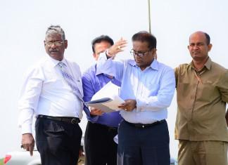 Stadium in Jaffna