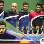 MAS Intimates dominate Mercantile Table Tennis