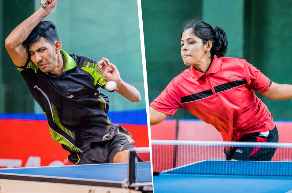 Sri Lankans In The Table Tennis World Rankings
