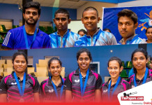 UOC and KDU Paddlers Leaders Trophy Champions