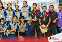 Southern Province wins National Sports Festival Table Tennis