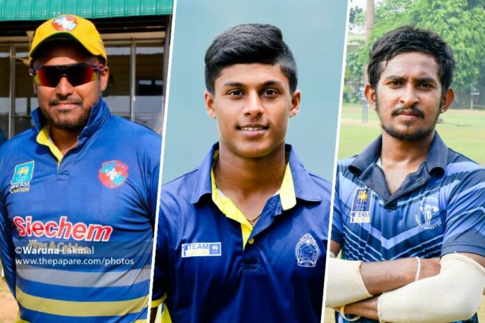 Police stun SSC; Back-to-back fifties